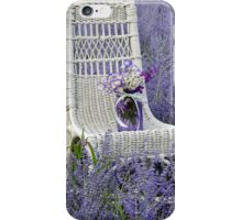 Russian Sage iPhone Case/Skin