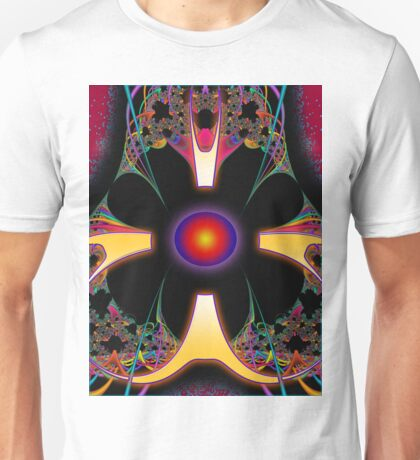 Extensions Through Dimensions Unisex T-Shirt