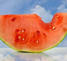 Summer Watermelon by Maria Dryfhout