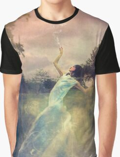 A Muse of Fire Graphic T-Shirt