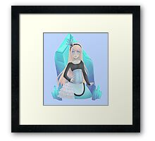 Queen Alice Framed Print