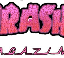 THRASHER / BRAINZ Sticker