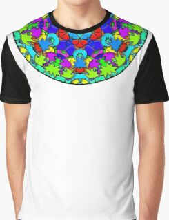 Its a disc of kaleidy-goodness! Graphic T-Shirt