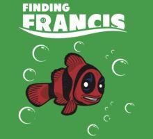 Finding Francis Kids Tee
