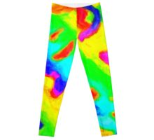 Busted Rainbow Leggings