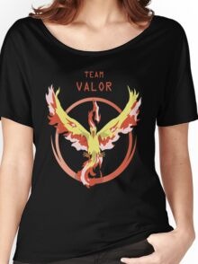 Valor Pokemon Women's Relaxed Fit T-Shirt