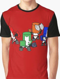 Castle Crashers Graphic T-Shirt
