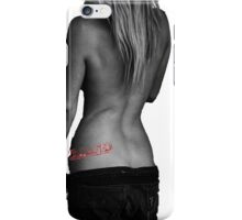 Classified - heavy duty  iPhone Case/Skin
