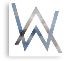 alan walker Canvas Print
