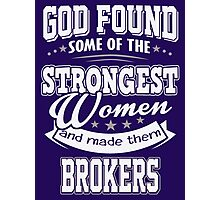 JOB - The Strongest women - Brokers T- shirt  - Special design and  cute Photographic Print