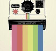 Polaroid vs Instagram Sticker