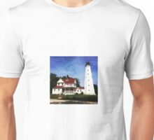 North Point Lighthouse Unisex T-Shirt