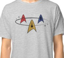 Star Trek Fleet Insignias Classic T-Shirt
