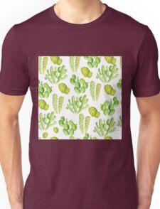 watercolor cactus Unisex T-Shirt