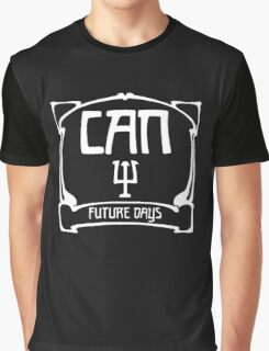 CAN T  Future Days Graphic T-Shirt