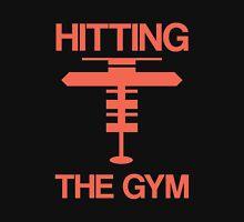 Hitting the Gym [Valor] Unisex T-Shirt