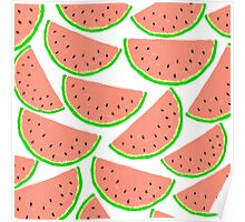 Watermelon at it's best Poster