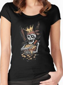 My Treasure Women's Fitted Scoop T-Shirt