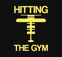 Hitting the Gym [Instinct] Unisex T-Shirt