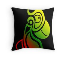 the kings of paradise 2 Jam on black oversize Throw Pillow