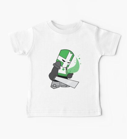 Castle Crashers Baby Tee