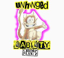 Unhinged Liability - Chimp Plan: Z Unisex T-Shirt