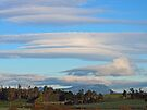 Layers of Cloud by Graeme  Hyde