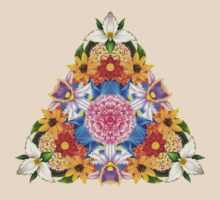 Triangular Flowers by AustinHolton