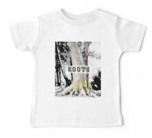 Roots and tree Baby Tee