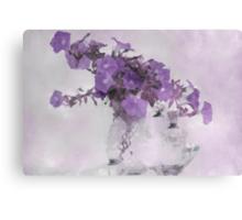 The Broken Branch - Digital Watercolor Canvas Print