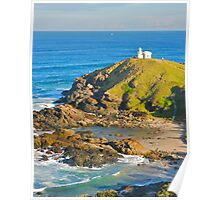 Tacking Point Lighthouse Poster