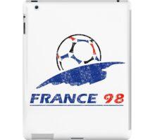France 98 - Vintage iPad Case/Skin