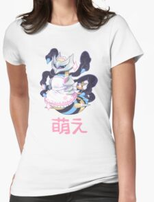 moe giratina Womens Fitted T-Shirt