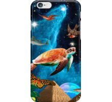HEAVEN AND EARTH iPhone Case/Skin