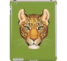 Leopard Face iPad Case/Skin