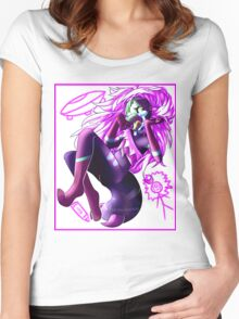 Centi! Women's Fitted Scoop T-Shirt