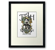 Selassie Framed Print