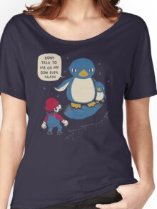 don't talk to me or my son ever again Women's Relaxed Fit T-Shirt