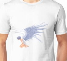 Rei Ayanami Angel love you. Evangelion 4.44 Unisex T-Shirt