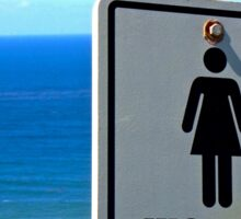 Women of Point Loma Sticker