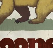 rooney band Sticker