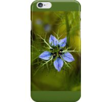 Blue Star iPhone Case/Skin