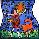 Joie de Vivre / Joy of Life by TangerineMeg