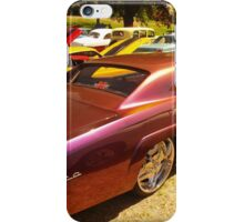 Cool custom GTO iPhone Case/Skin
