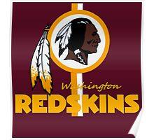 Washington Redskins NFC East Champions Poster