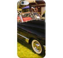 Classic Cadillac Convertible iPhone Case/Skin