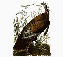 Audubon's Wild Turkey Unisex T-Shirt