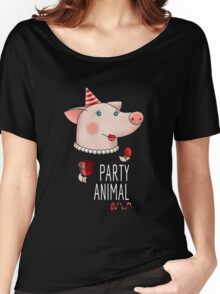 Party girl Women's Relaxed Fit T-Shirt