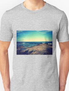 Blue sky blue T-Shirt