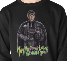 May the Logic be with you Pullover